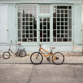Vélo urbain en bois - Le Vélo Bois