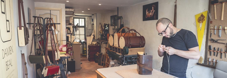 Atelier artisanal versaillais Damien Béal