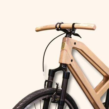 Le Vélo bois, Damien Béal