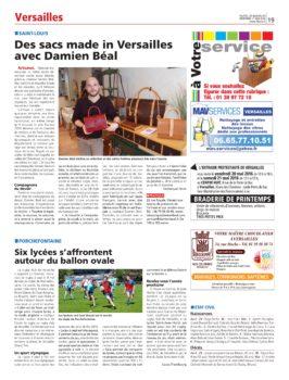 L'atelier de maroquinerie versaillais Damien Béal
