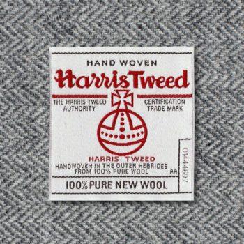 Label Harris Tweed