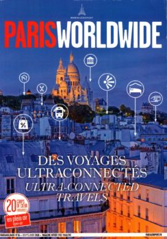 Article de Paris World Wild - Aéroports de Paris