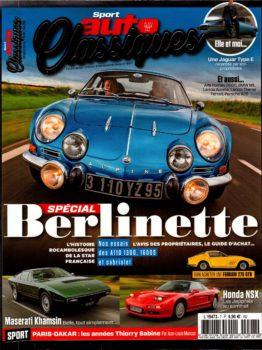 Article de Sport Auto Classiques