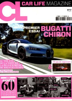 Couverture de Car Life Magazine