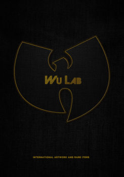 Ouvrage du Wu Lab sur le Wu Tang Clan par Annet O. et Perrin J-E