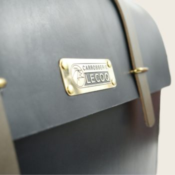 Sacoche produits d'entretien et outils - Carrosserie Lecoq