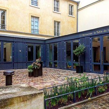 La Table du 11, restaurant gastronomique étoilé à Versailles