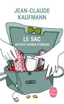Livre de Jean Claude Kaufmann, sociologue, le sac